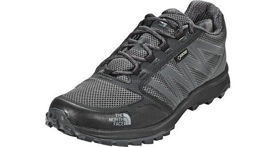 The North Face Litewave Fastpack GTX Shoes Men Phantom Grey/TNF Black